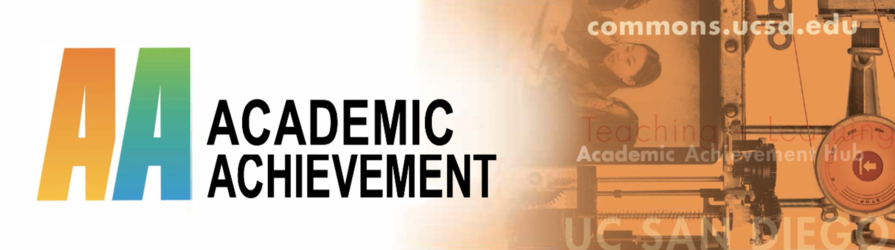 academic achievement hub banner