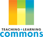 teaching + learning commons website