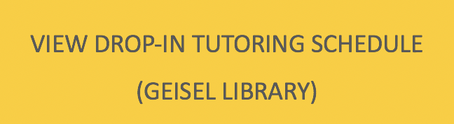 view drop in tutoring schedule in  geisel library